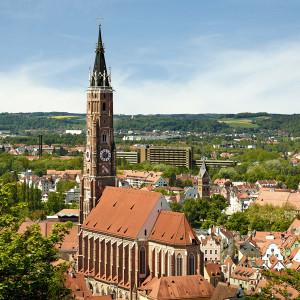 Kirche St. Martin Landshut